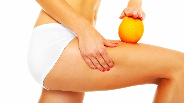 cellulite gambe bucia d' arancia