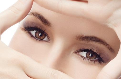 contorno occhi area