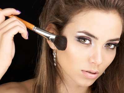 makeup make up occhi marroni castani