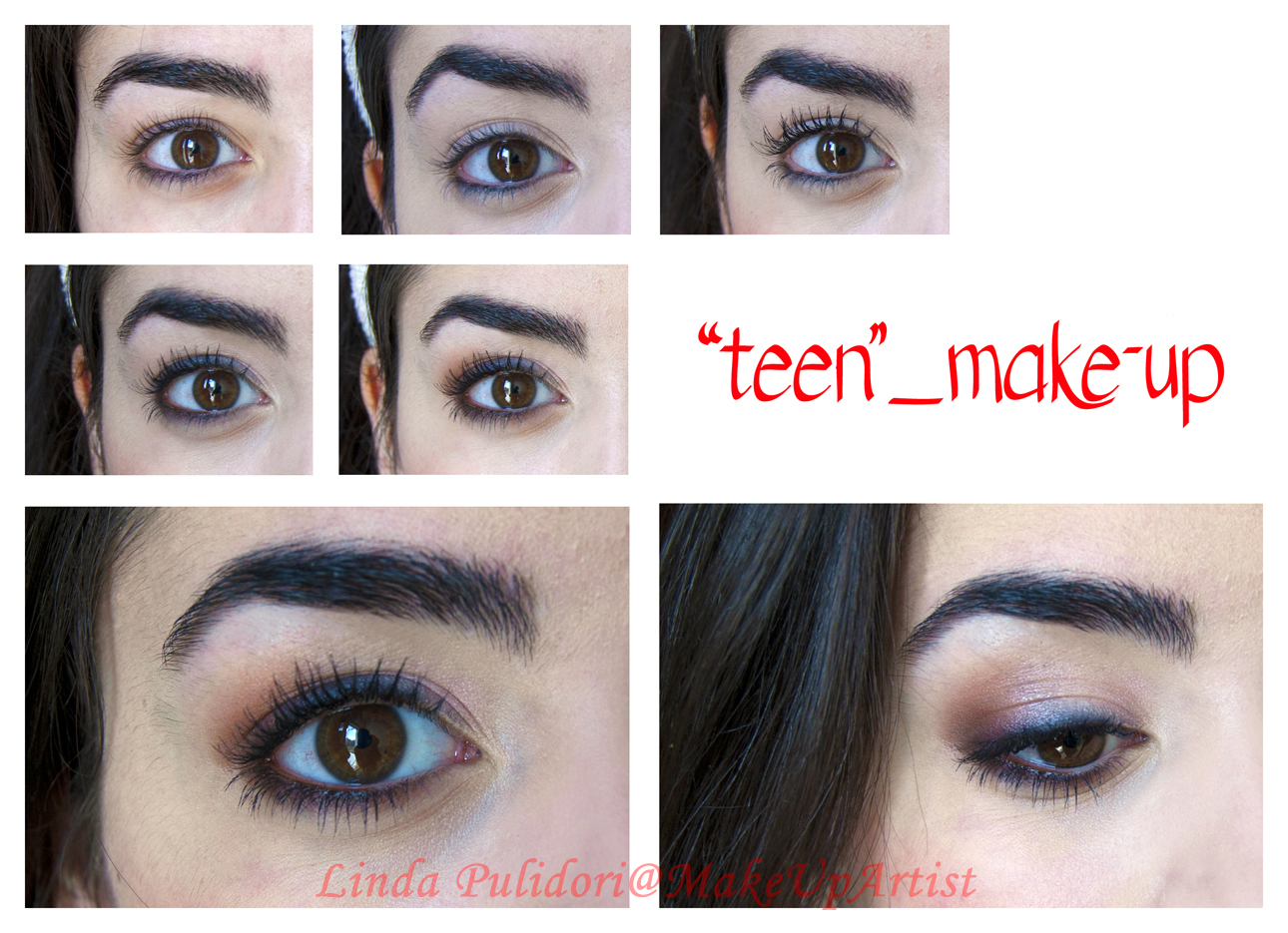 "MAKE UP  "" TEEN """