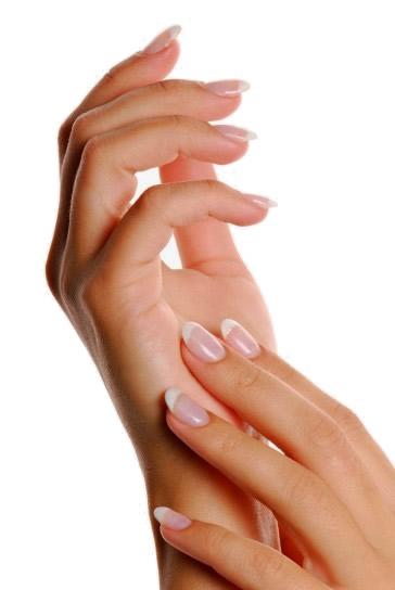 mani curate belle