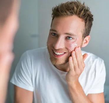 pelle uomo cura creme trattamento inverno rimedi pelle grassa