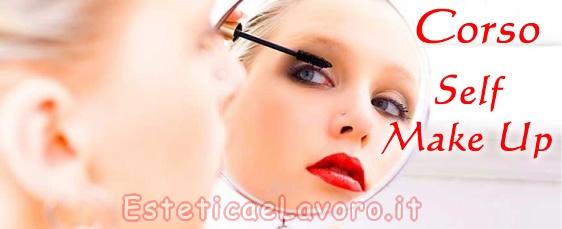 corso self make up