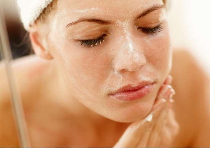 scrub esfoliante viso donna