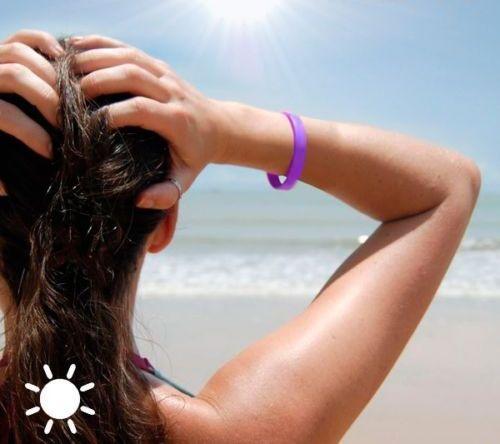indicatore solare braccio colori sole