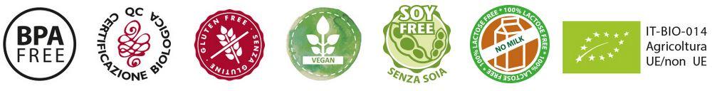 certificazioni iusvia green opinioni garanzie gusto